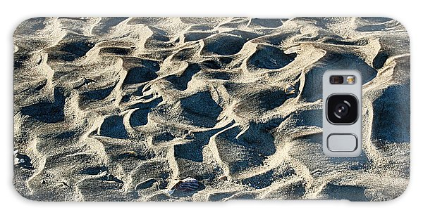 Patterns In Sand 1 Galaxy Case