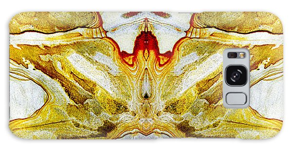 Stone Galaxy Case - Patterns In Stone - 150 by Paul W Faust -  Impressions of Light