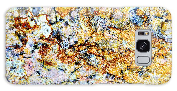 Stone Galaxy Case - Patterns In Stone - 180 by Paul W Faust -  Impressions of Light