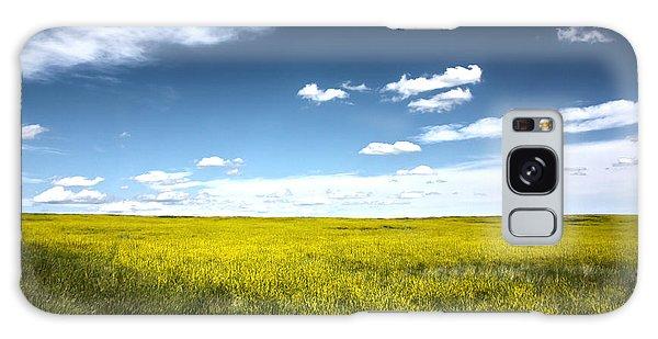 Pawnee Grasslands Galaxy Case