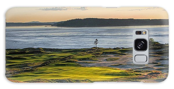 Pax - Chambers Bay Golf Course Galaxy Case
