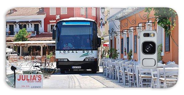 Paxos Island Bus Galaxy Case