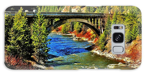 Payette River Scenic Byway Galaxy Case