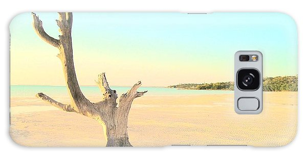 Eleuthera Art Galaxy Case - Peace Be Still by  Christine  Bingon