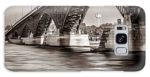 Peace Bridge Galaxy Case