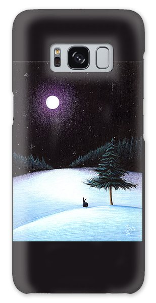 Peace Galaxy Case by Danielle R T Haney