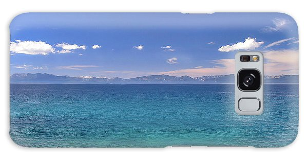 Peace - Lake Tahoe Galaxy Case