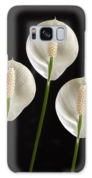Peace Lily Galaxy Case