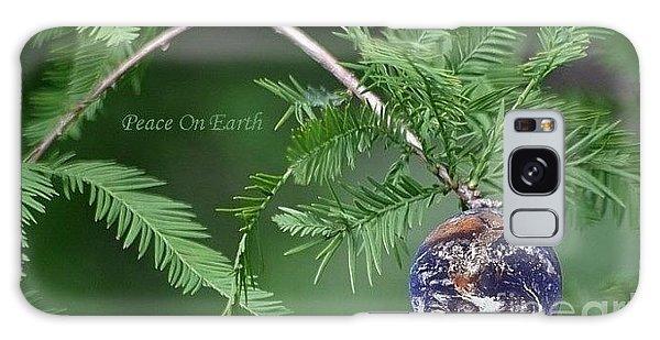 Peace On Earth Galaxy Case
