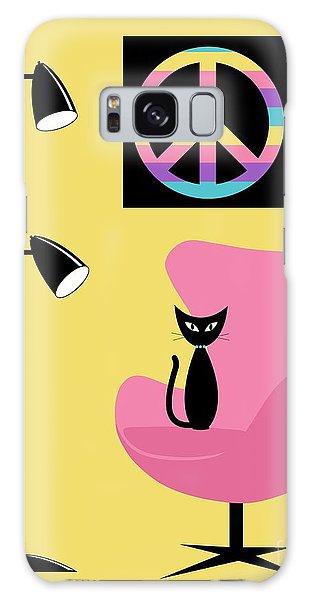 Peace Symbol Galaxy Case