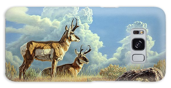 Cloudscape Galaxy Case - Peaceful Afternoon by Paul Krapf