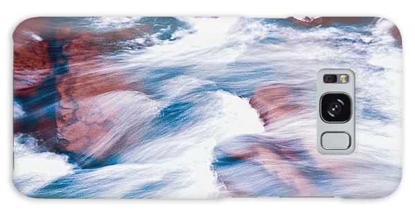 Peaceful Flow Galaxy Case by Kellice Swaggerty