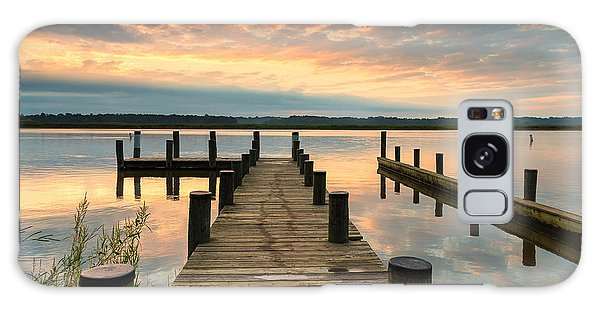 Galaxy Case featuring the photograph Peaceful Patuxent by Cindy Lark Hartman