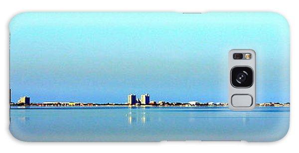 Peaceful Pensacola Beach Galaxy Case