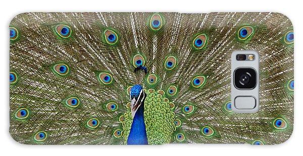 Peacock Galaxy Case by Ernie Echols