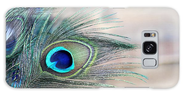 Peacock Eye Galaxy Case