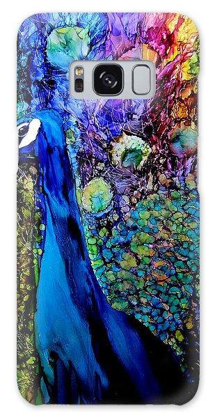 Peacock II Galaxy S8 Case