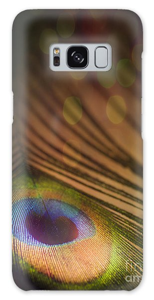 Peacock Party Galaxy Case