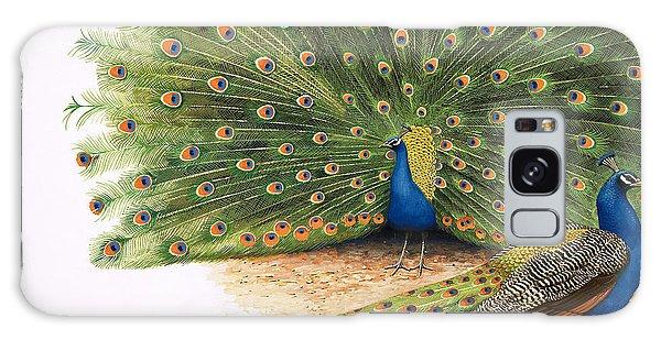 Peacocks Galaxy S8 Case