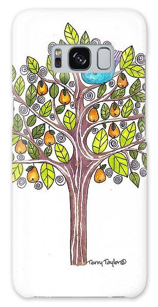 Pear Tree Galaxy Case