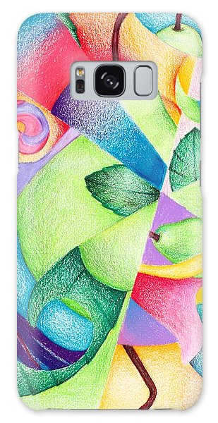 Pearish The Thought Galaxy Case