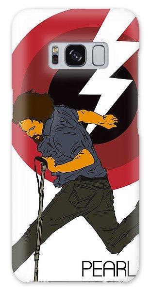 Pearl Jam Lightning Bolt Galaxy Case