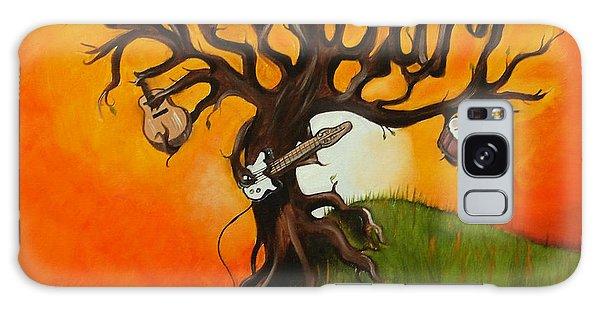 Pearl Jam Galaxy Case - Pearl Jam Tree by Tarah Davis