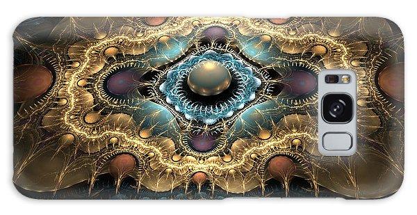Pearl Of Wisdom Galaxy Case by Svetlana Nikolova