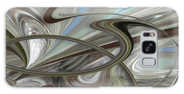 Pearl Swirl Galaxy Case