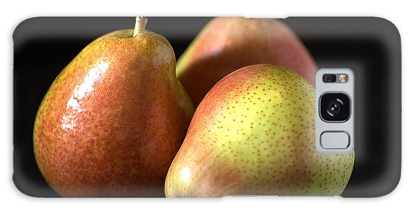 Pears Galaxy Case by Joy Watson