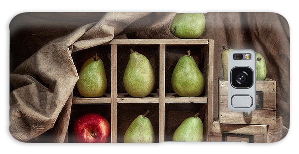 Pears On Display Still Life Galaxy Case