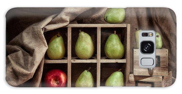 Pears On Display Still Life Galaxy Case by Tom Mc Nemar
