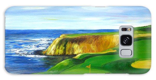 Pebble Beach Golf Course Galaxy Case