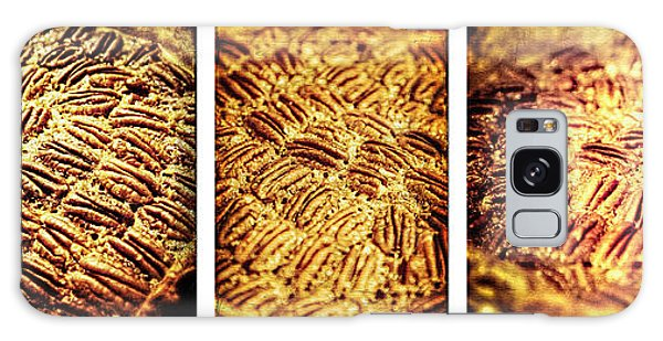 Pecan Pie Nostalgia Triptych By Lincoln Rogers Galaxy Case