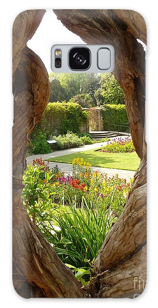Peek At The Garden Galaxy Case by Vicki Spindler