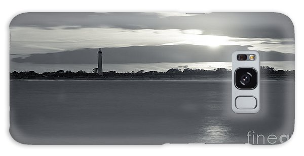 Cape May Galaxy Case - Peeking Through The Clouds Bw by Michael Ver Sprill