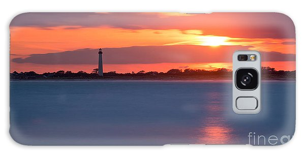 Cape May Galaxy Case - Peeking Through The Clouds by Michael Ver Sprill