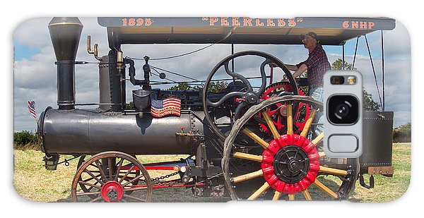 Peerless Steam Traction Engine Galaxy Case
