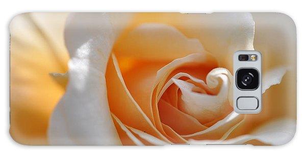Pegasus Rose  Galaxy Case by Sabine Edrissi