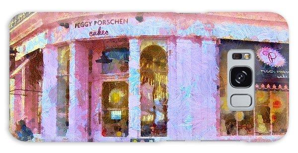 Peggy Porschen Cakes Paris Galaxy Case