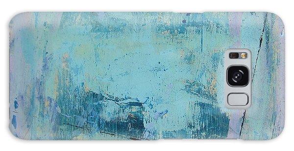 Peinture Abstraite Sans Titre 2 Galaxy Case