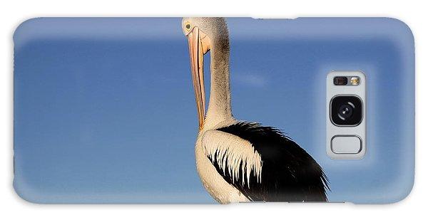 Pelican Alone Galaxy Case