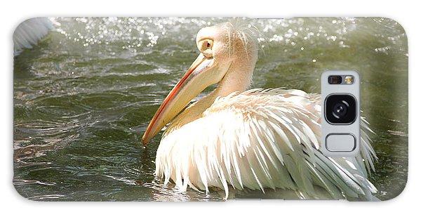 Pelican Bath Time Galaxy Case