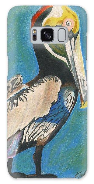 Pelican Blue Galaxy Case