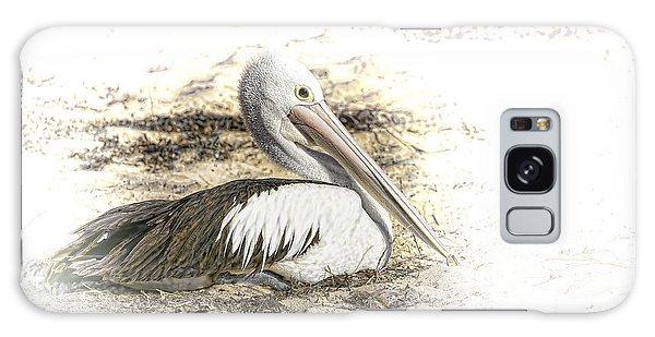 Pelican Galaxy Case by Holly Kempe