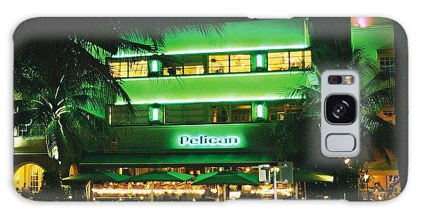 Pelican Hotel Film Image Galaxy Case