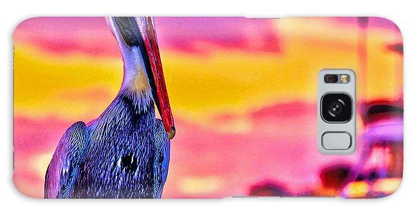 Pelican Pete Galaxy Case