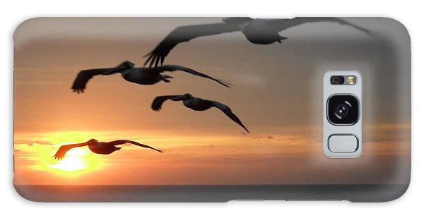 Pelican Sun Up Galaxy Case