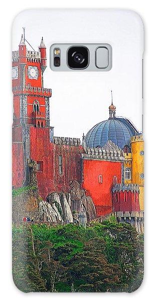 Pena Castle Galaxy Case by Dennis Cox WorldViews
