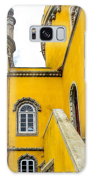 Pena Palace In Portugal Galaxy Case